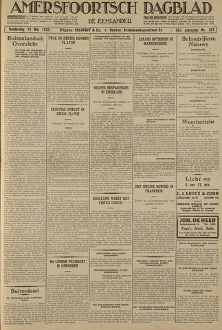Amersfoortsch Dagblad / De Eemlander 1932-05-12