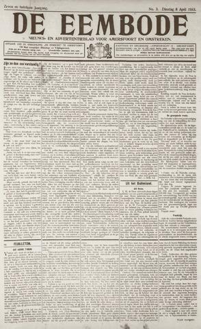 De Eembode 1913-04-08