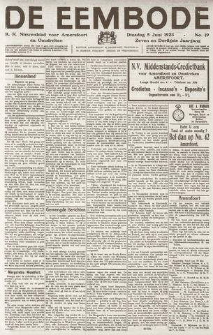 De Eembode 1923-06-05