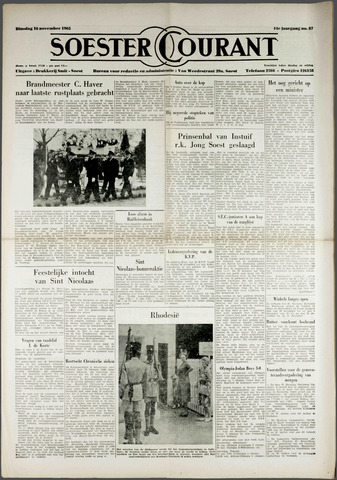 Soester Courant 1965-11-16