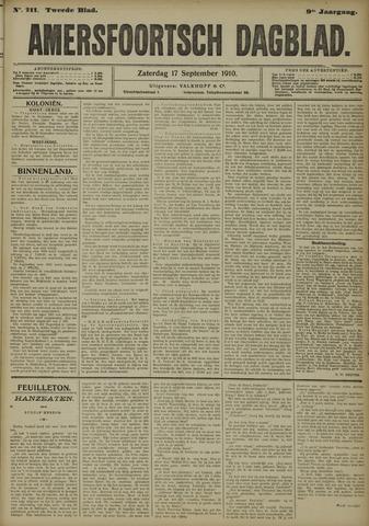 Amersfoortsch Dagblad 1910-09-17