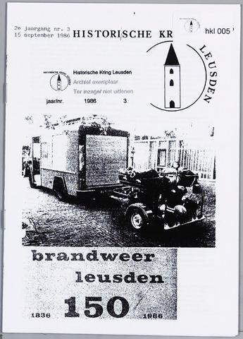 Historische Kring Leusden 1986-09-15