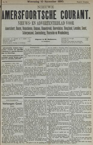 Nieuwe Amersfoortsche Courant 1880-11-10