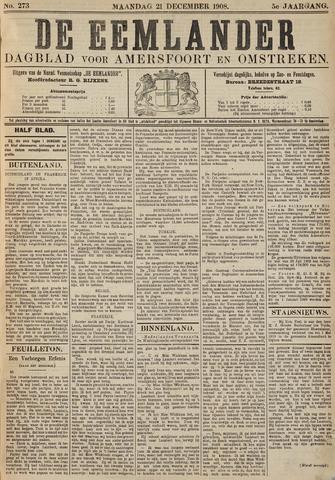 De Eemlander 1908-12-21