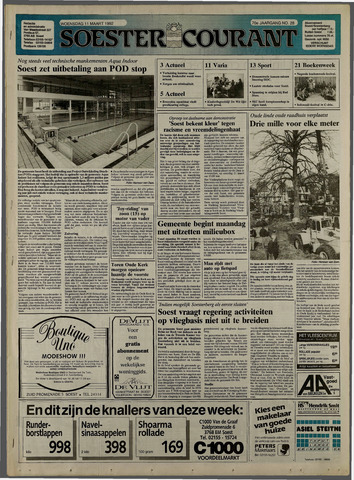 Soester Courant 1992-03-11