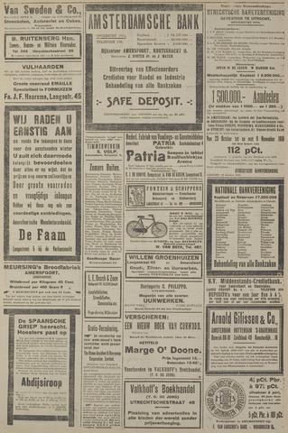 Amersfoortsch Dagblad / De Eemlander 1918-11-04