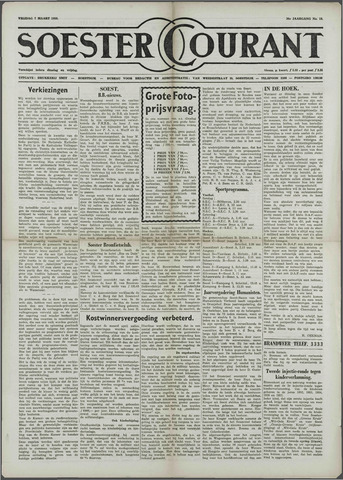 Soester Courant 1958-03-07