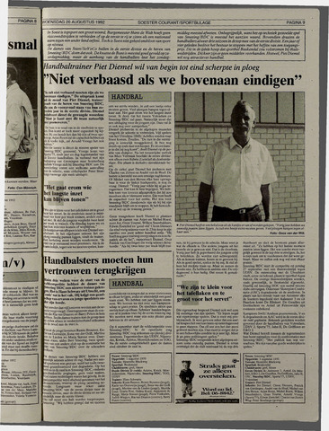 Soester Courant 1992-08-26