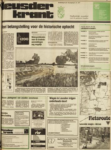 Leusder Krant 1977-07-21