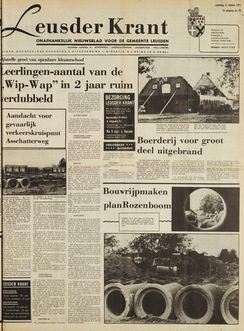 Leusder Krant 1971-10-21