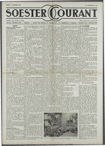 Soester Courant 1958-12-02