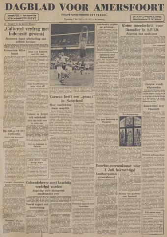 Dagblad voor Amersfoort 1947-05-07