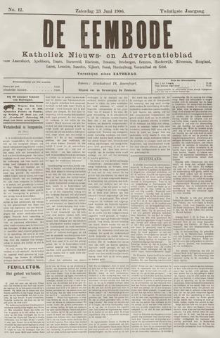 De Eembode 1906-06-23