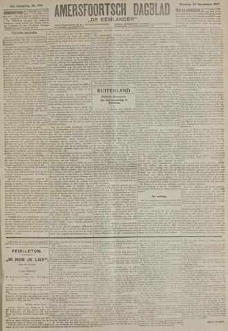 Amersfoortsch Dagblad / De Eemlander 1917-11-20