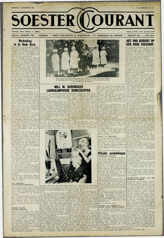 Soester Courant 1962-12-11