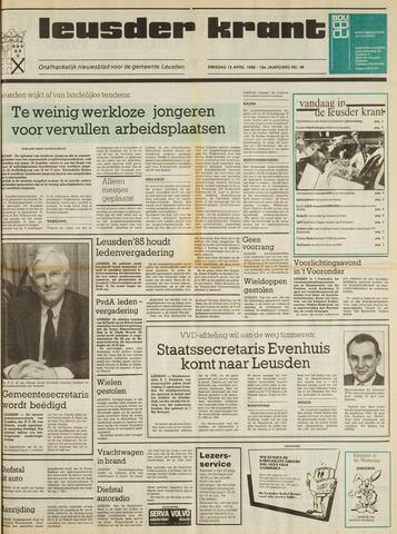 Leusder Krant 1988-04-12