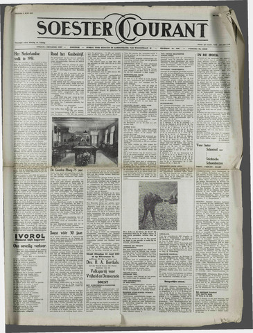 Soester Courant 1952-06-06