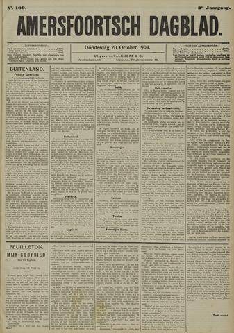 Amersfoortsch Dagblad 1904-10-20