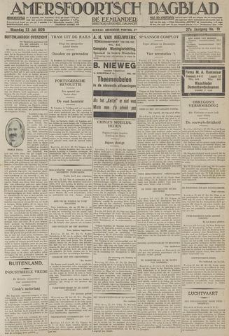 Amersfoortsch Dagblad / De Eemlander 1928-07-23