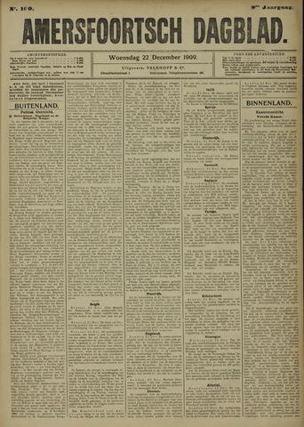 Amersfoortsch Dagblad 1909-12-22