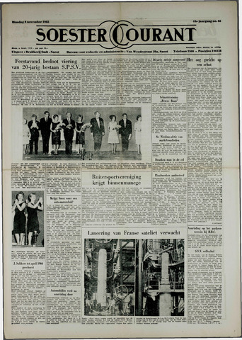 Soester Courant 1965-11-09