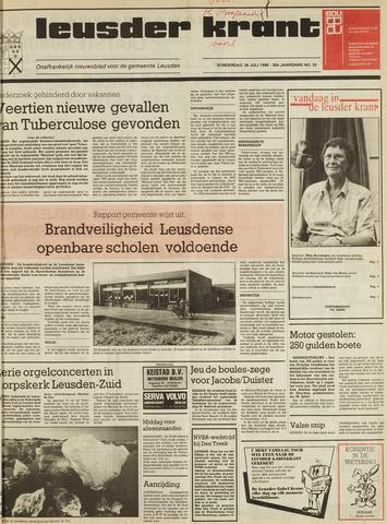 Leusder Krant 1988-07-28