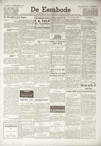 De Eembode 1937-12-14