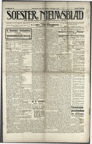 Soester Courant 1923-04-07