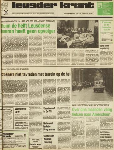 Leusder Krant 1983-03-08