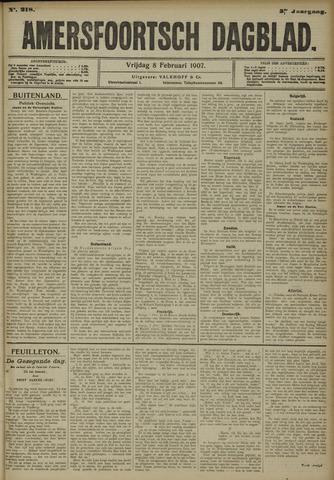 Amersfoortsch Dagblad 1907-02-08