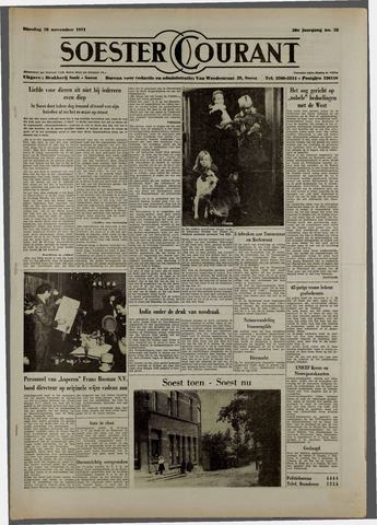 Soester Courant 1971-11-30