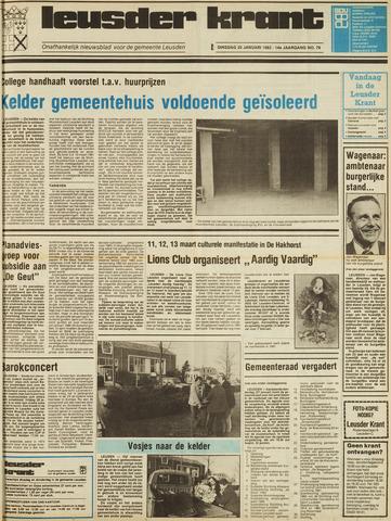Leusder Krant 1983-01-25
