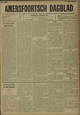 Amersfoortsch Dagblad 1911-01-20