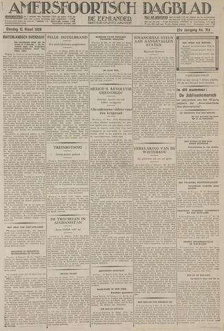 Amersfoortsch Dagblad / De Eemlander 1929-03-12