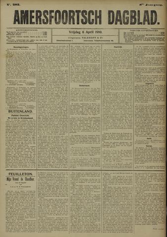 Amersfoortsch Dagblad 1910-04-08
