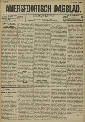 Amersfoortsch Dagblad 1905-07-20