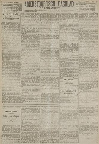 Amersfoortsch Dagblad / De Eemlander 1918-03-13