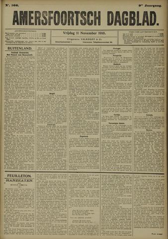 Amersfoortsch Dagblad 1910-11-11