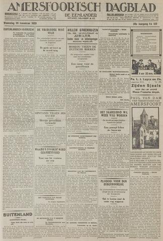 Amersfoortsch Dagblad / De Eemlander 1929-11-20