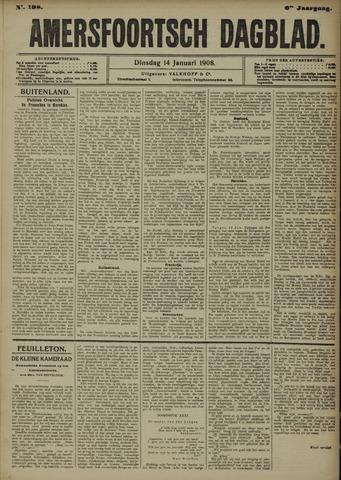 Amersfoortsch Dagblad 1908-01-14