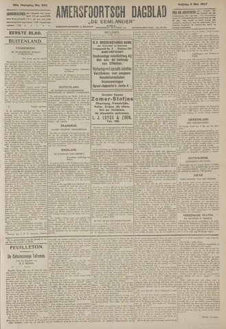 Amersfoortsch Dagblad / De Eemlander 1927-05-06