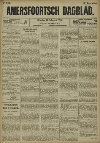 Amersfoortsch Dagblad 1905-02-14