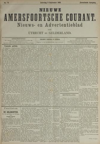 Nieuwe Amersfoortsche Courant 1888-09-08