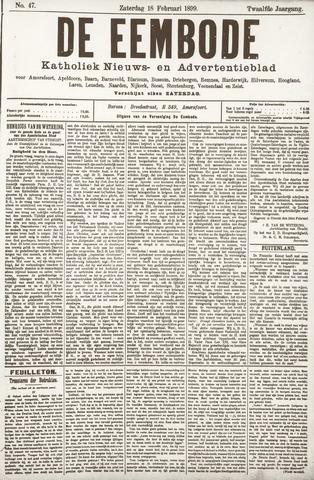 De Eembode 1899-02-18