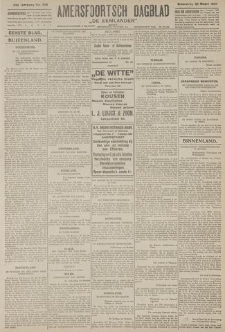 Amersfoortsch Dagblad / De Eemlander 1927-03-30