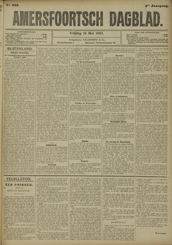 Amersfoortsch Dagblad 1905-05-19