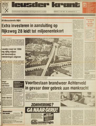 Leusder Krant 1983-06-21