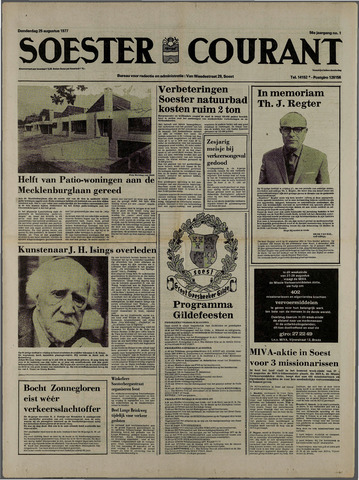 Soester Courant 1977-08-25