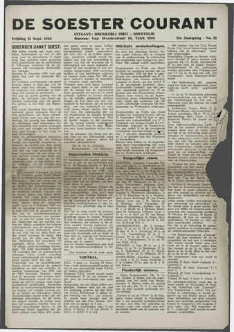 Soester Courant 1945-09-21