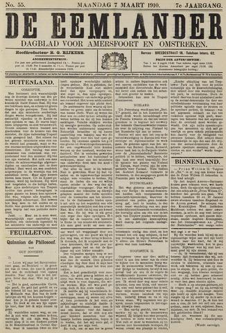 De Eemlander 1910-03-07